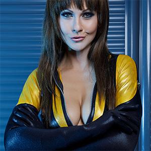 Tina Kay Watchmen XXX for VR Cosplay X