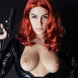Valentina Nappi Avengers XXX for VR Cosplay X