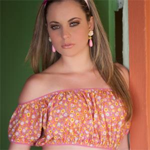 Vanessa Coelho Sexy At Home