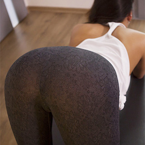 Vanessa Decker Body Heat From Working Out