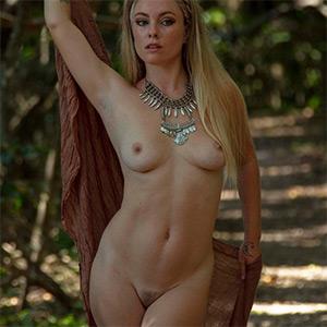 Venus Rose Natural Nude Muse