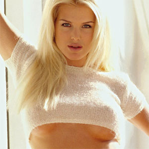 Victoria Silvstedt Legendary Blonde Playmate