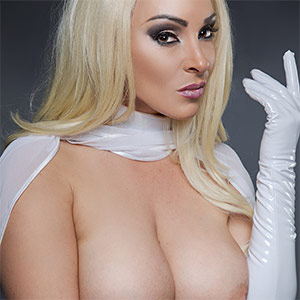 Victoria Summers Emma Frost XXX Cosplay
