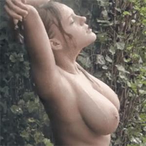 Viola Bailey Naked Shower Met Art