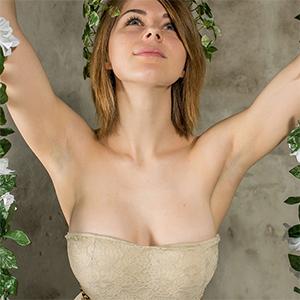 Yelena Spring Fairy Gets Naked