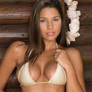 Zafira Beige Bikini