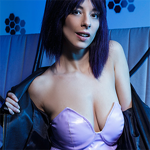 Zenda Sexy Cock In The Shell for VR Cosplay X