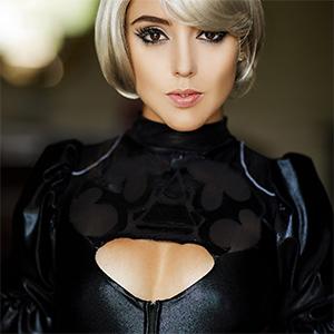 Zoe Doll Nier Automata XXX Cosplay