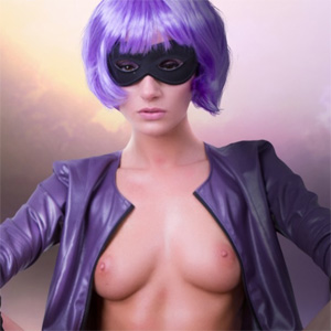 Zorah Hit Kick Girl Cosplay