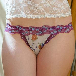 Zsanett Sexy Panties Girl