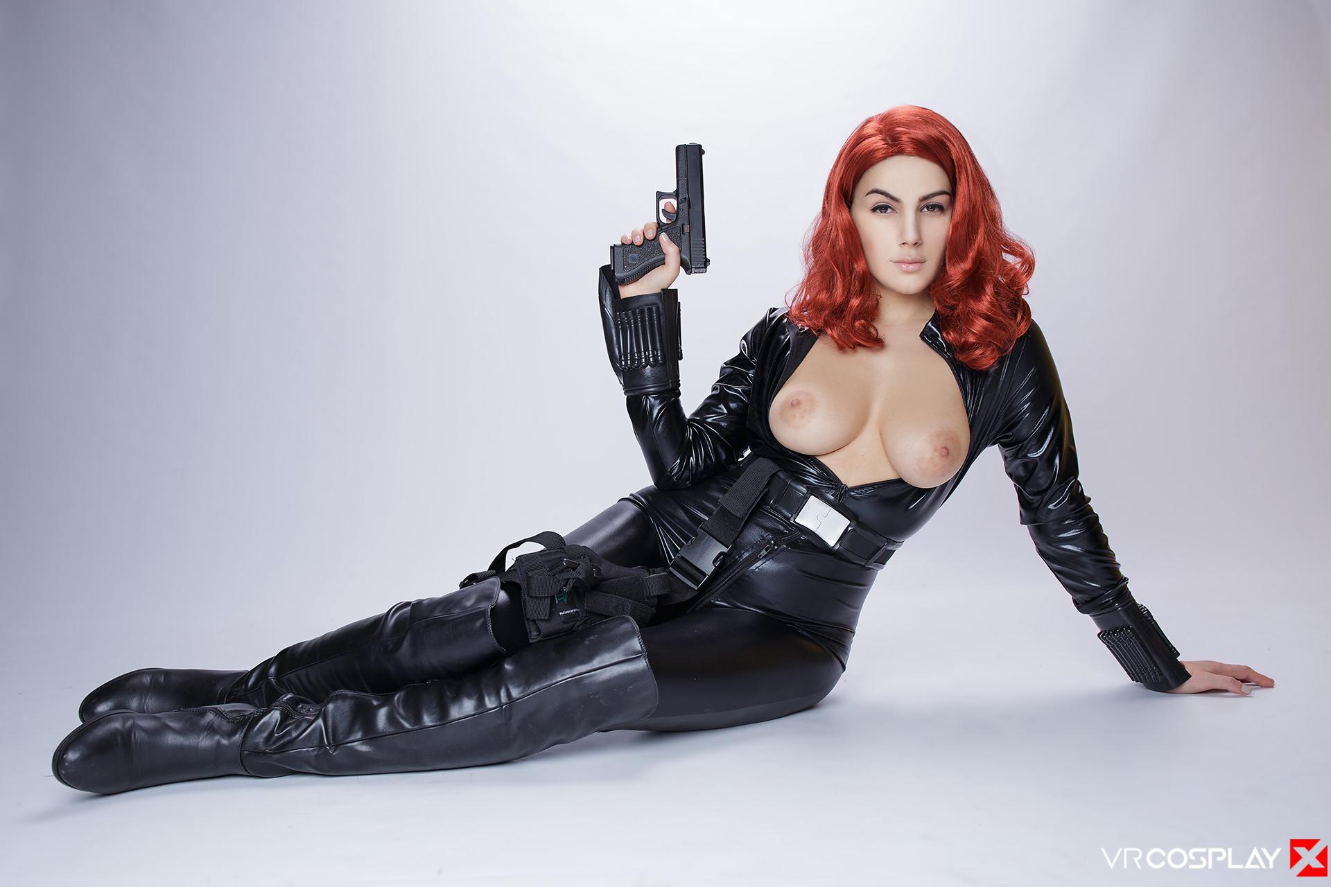 Valentina nappi cosplays and sex as tifa lockhart ff7 7