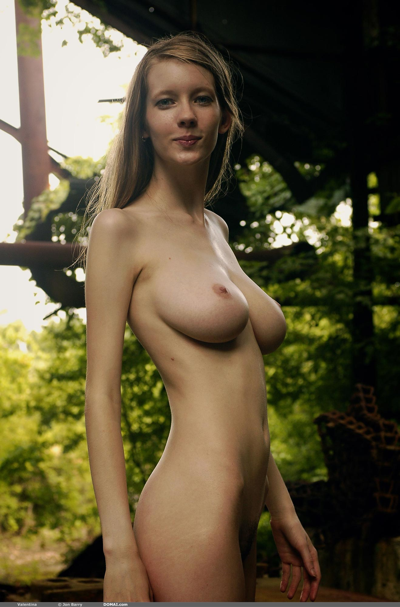 thin young big tits nude