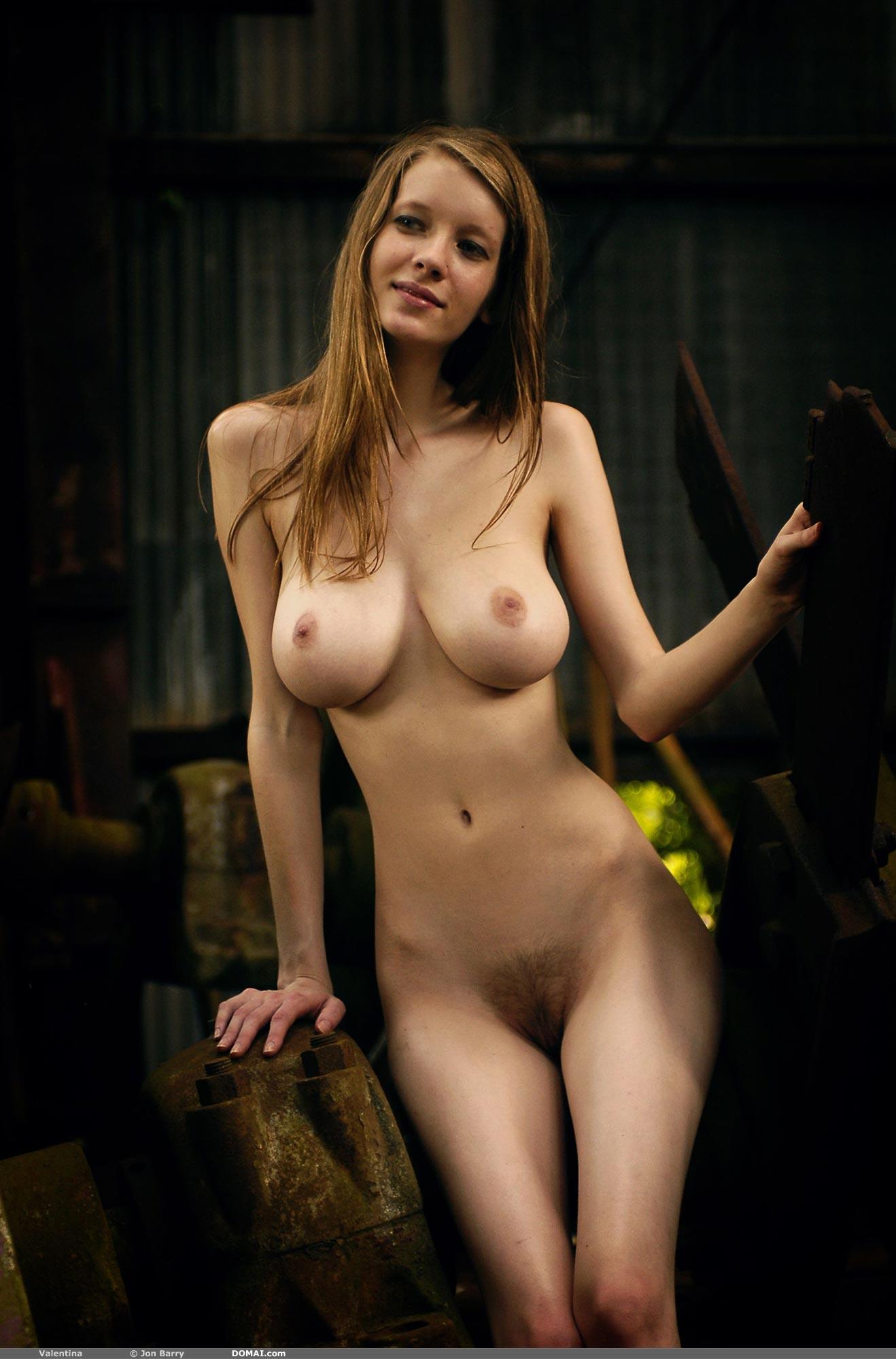 Ebony centerfolds nude