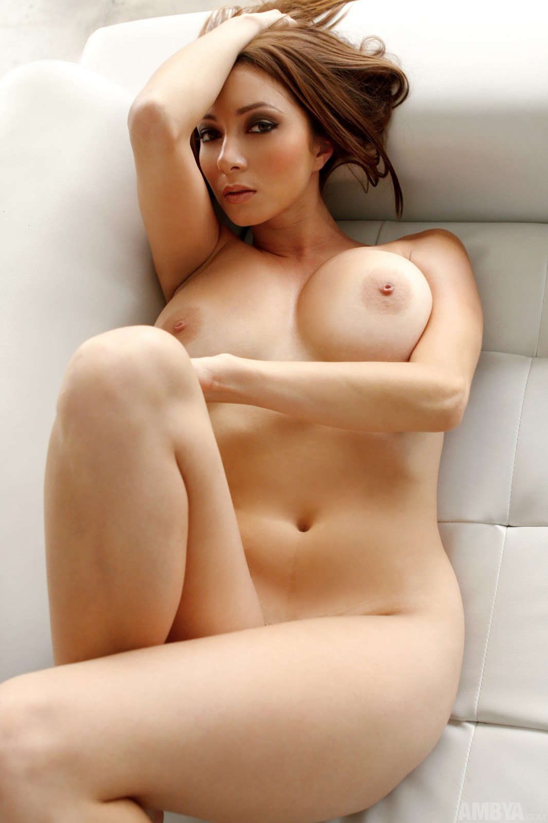 Naked nude victoria white