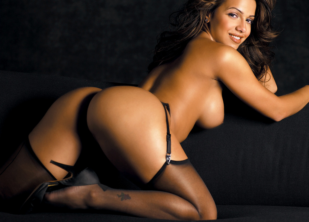 Vida guerra showing her tits