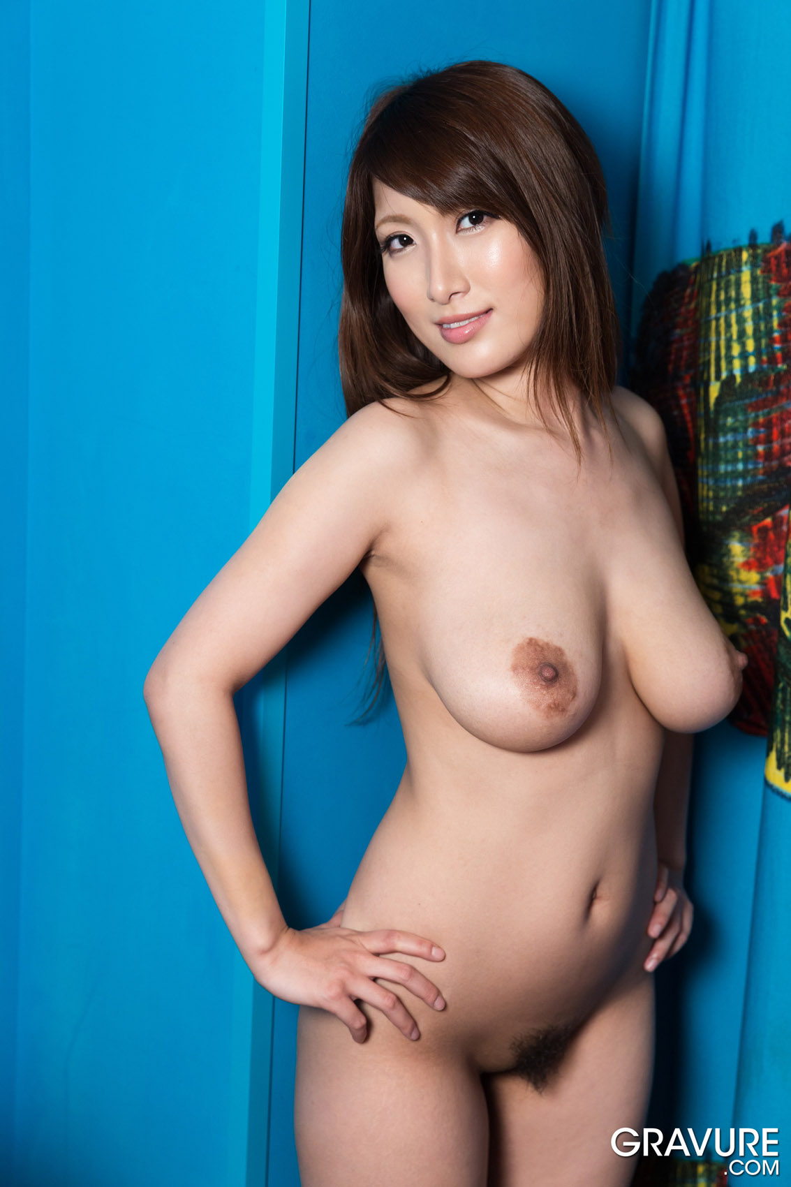 gravure idol nude Japanese