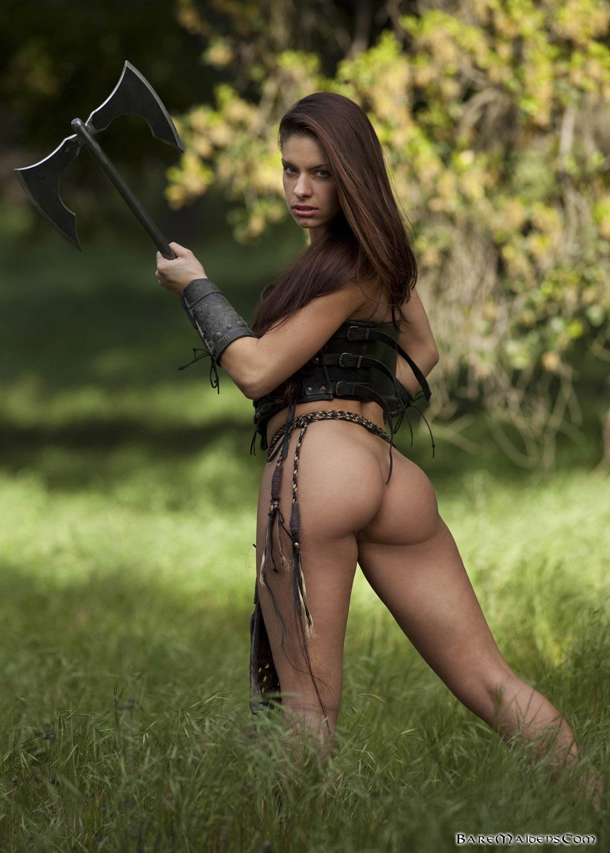 3d captured warrior - 2 part 4