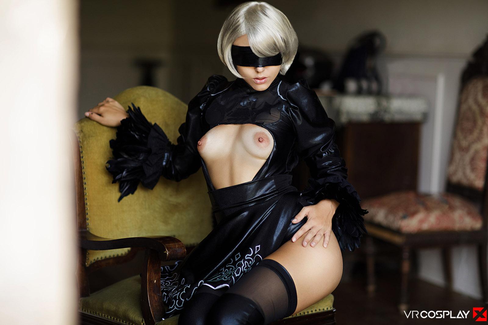 Nier Automata Xxx zoe doll nier automata xxx cosplay gallery-9588 | my hotz pic